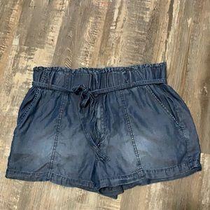 Design Lab cute jean shorts